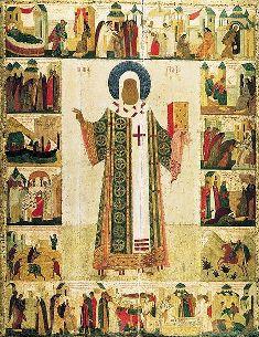 Митрополит Петр с житием