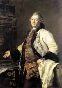 Портрет А.Ф.Кокоринова