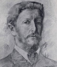 М.Врубель. Авторпортрет