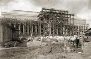 Музей изящных Искусств в Москве