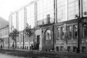 Здание Мосфильма