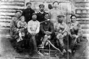 Фото семьи чалдонов