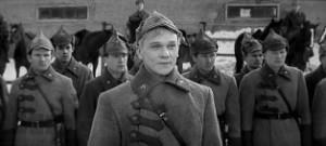 """кадр из фильма """"Офицеры"""""""