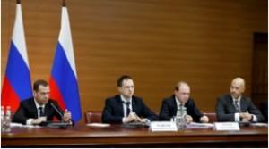 Правительственный совет о кино в России