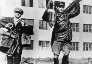 Первые документалисты страны